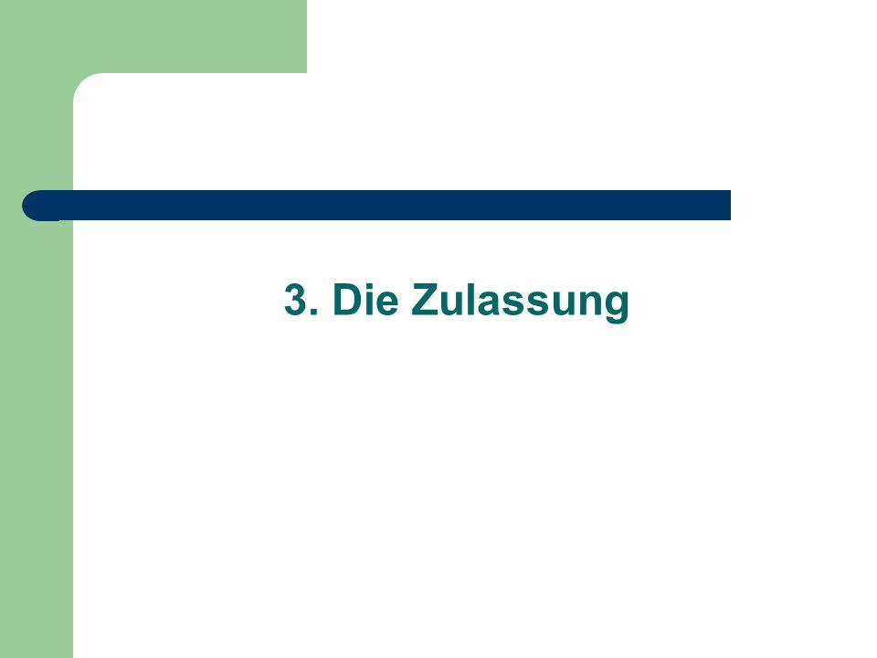 2.2.2.3 Phase 3 Nachweis der Wirksamkeit und Unbedenklichkeit Erfordert Versuch an grosser Zahl von Patienten Vergleichsprüfung mit anderen Elementen