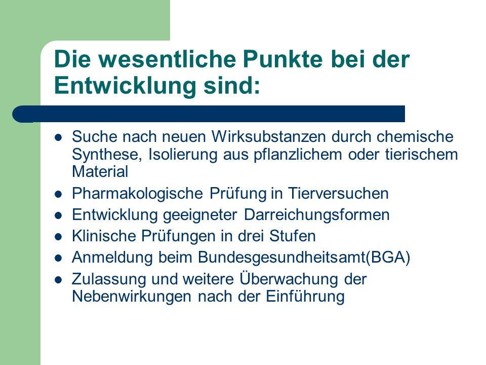 Links www.bayer.de www.dab.de www.arzneibuch.de