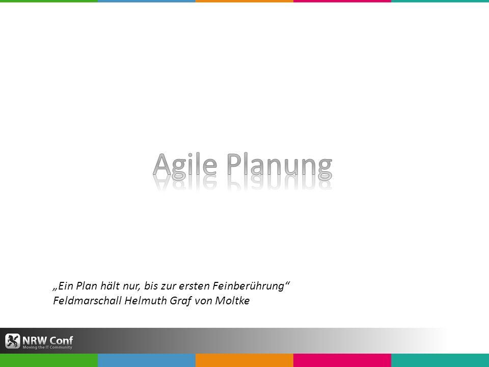 Ein Plan hält nur, bis zur ersten Feinberührung Feldmarschall Helmuth Graf von Moltke