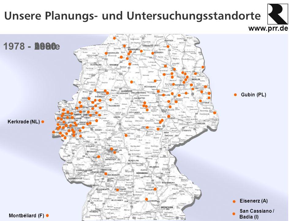 www.prr.de Unsere Projektstruktur Der Projekterfolg steht im Mittelpunkt unseres Handelns