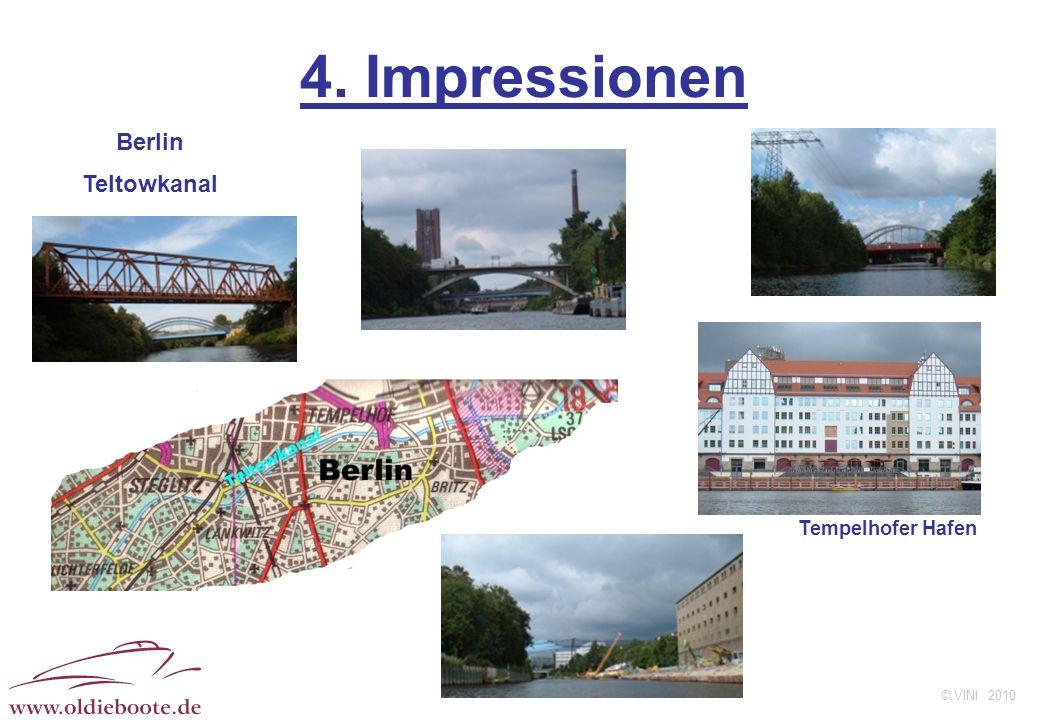 © VINI 2010 4. Impressionen Berlin Teltowkanal Tempelhofer Hafen