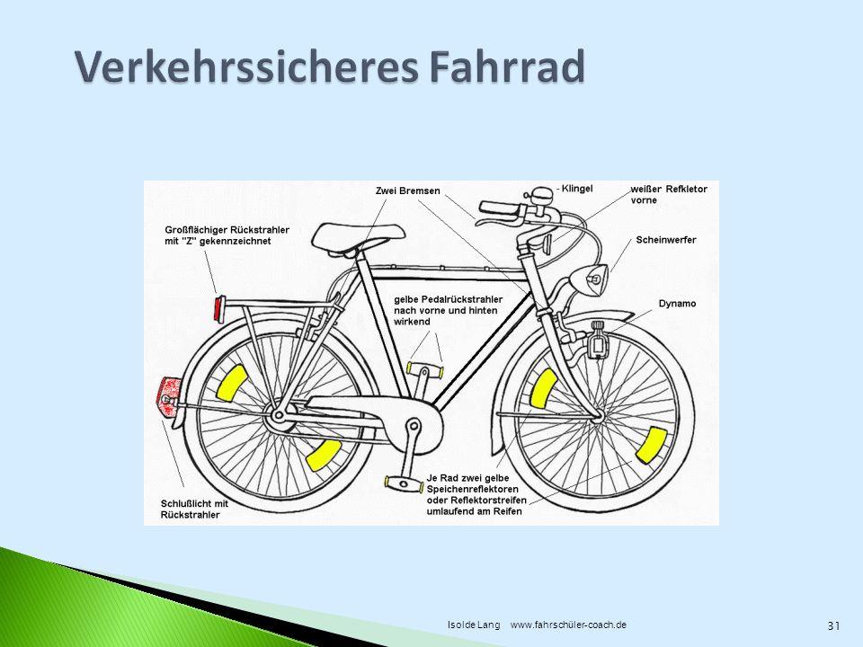 31 Isolde Lang www.fahrschüler-coach.de