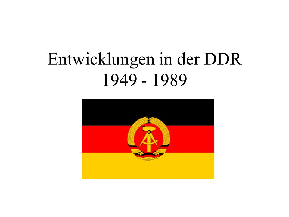 c) Fluchtbewegung und Mauerbau Verhinderung positiver Auswirkungen der Entstalinisierung in UdSSR im Jahr 1956 in DDR (vgl.