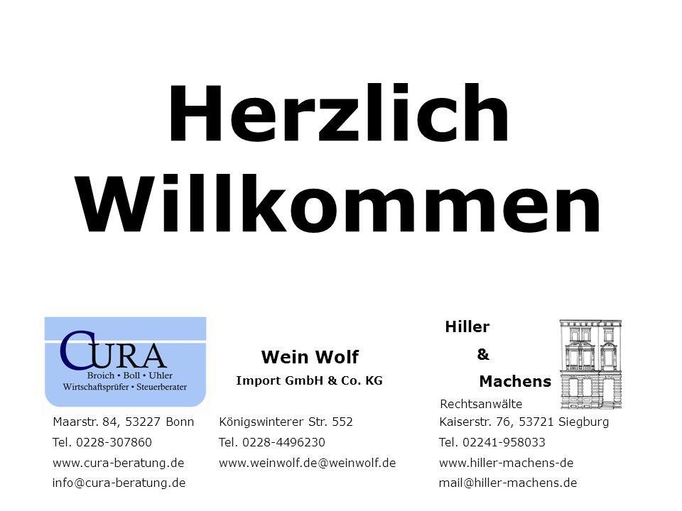 Tipps und Neuerungen im Steuerrecht www.cura-beratung.de Information Steuern Aktuell Downloads z.