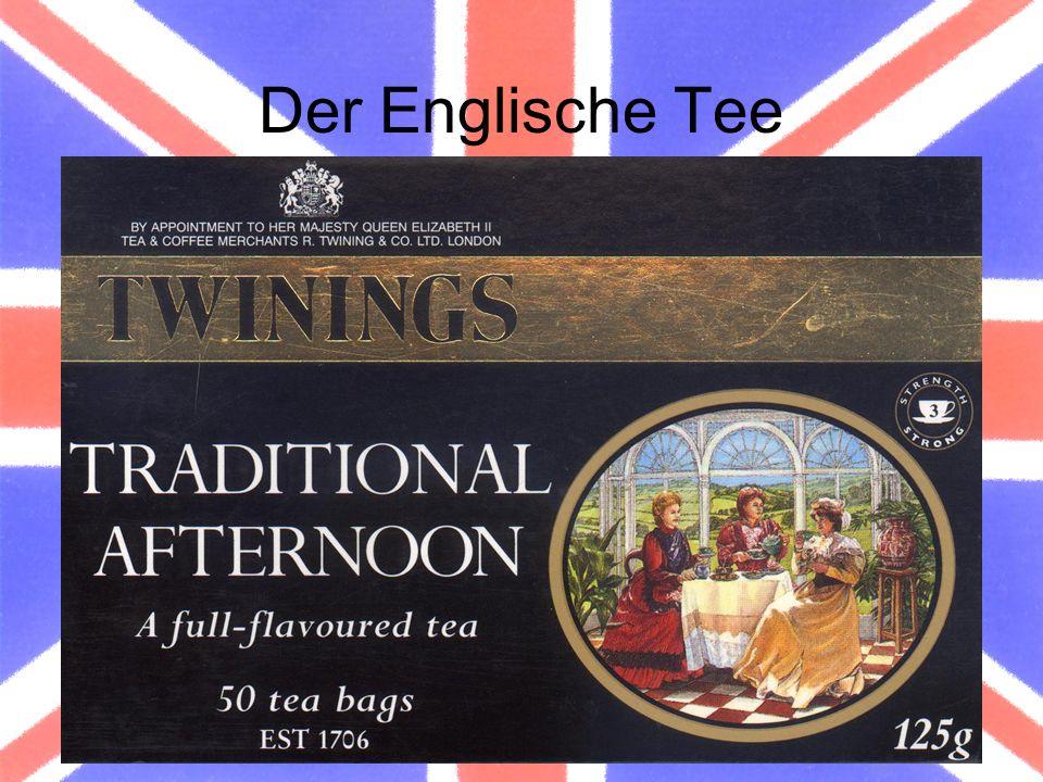 Der Englische Tee