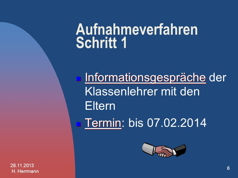 Vorstellung Herr Brugger (Konrektor) Herr Brugger (Konrektor) Schillerschule Rheinfelden Werkrealschule Frau Barth (Rektorin) Frau Barth (Rektorin) Ge