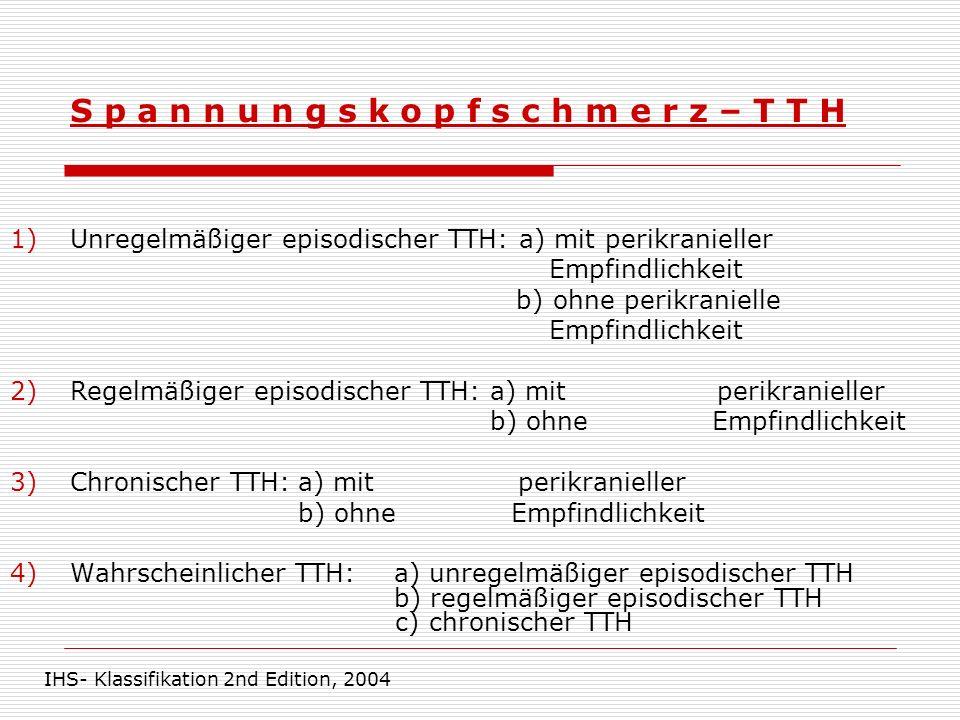 T T H - Therapie Sind medikamentöse Kombinationsregimes sinnvoll .