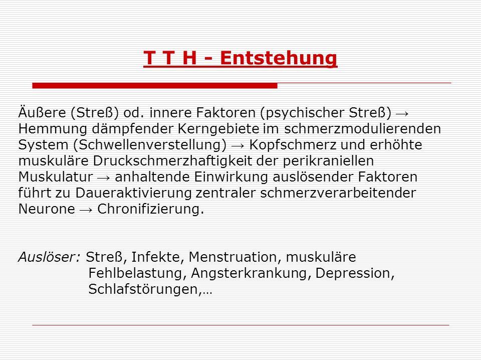 Kopfschmerz durch Medikamenten  übergebrauch Rückfallsquote 15-20% v.a.