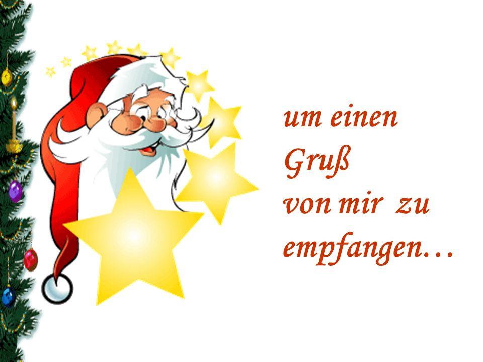 Frohes Fest ? Du brauchst nicht bis zum Weihnachtsfest warten…