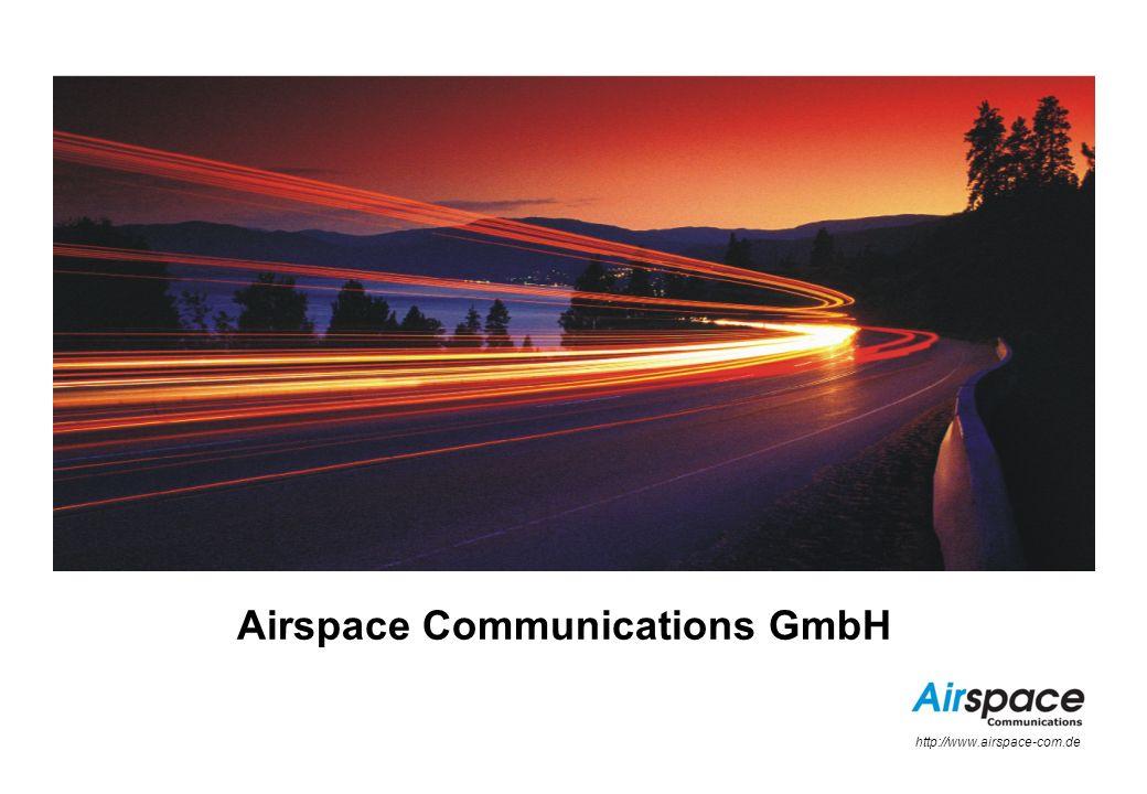 Die Airspace Communications GmbH wurde im Jahr 2009 durch die Bündelung der Erfahrungen der Alpha-PC Potsdam und der Skytron Communications GmbH für die Erschließung von mit DSL unterversorgten Gebieten im Großraum Berlin Brandenburg und Norddeutschland gegründet.