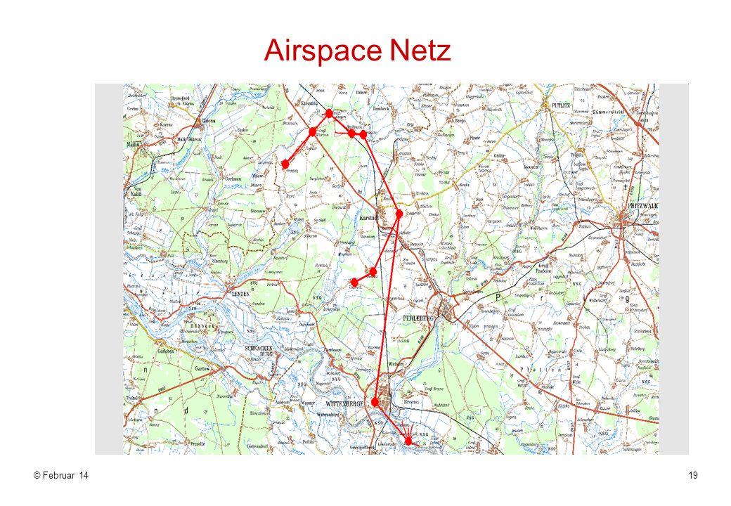 Airspace Netz © Februar 1419