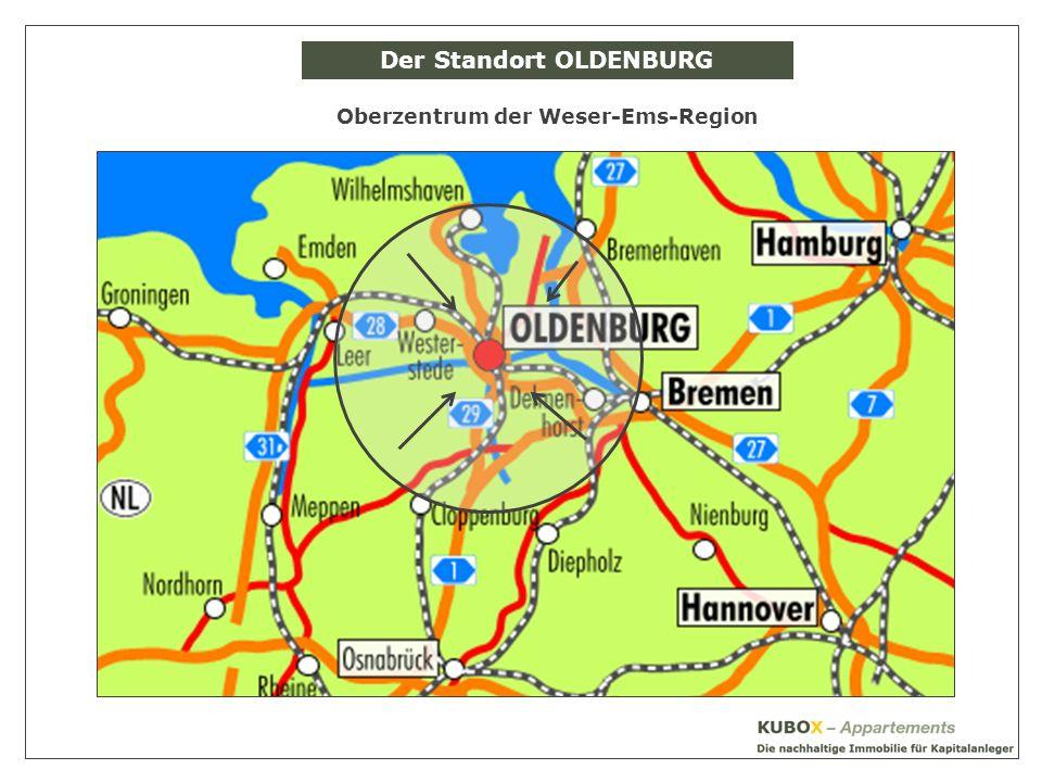 - aktuell 160.000 Einwohner - viertgrößte Stadt Niedersachsens - in den letzten 17 Jahren 17.000 Neubürger - Prognose bis 2020: 170.000 Einwohner.