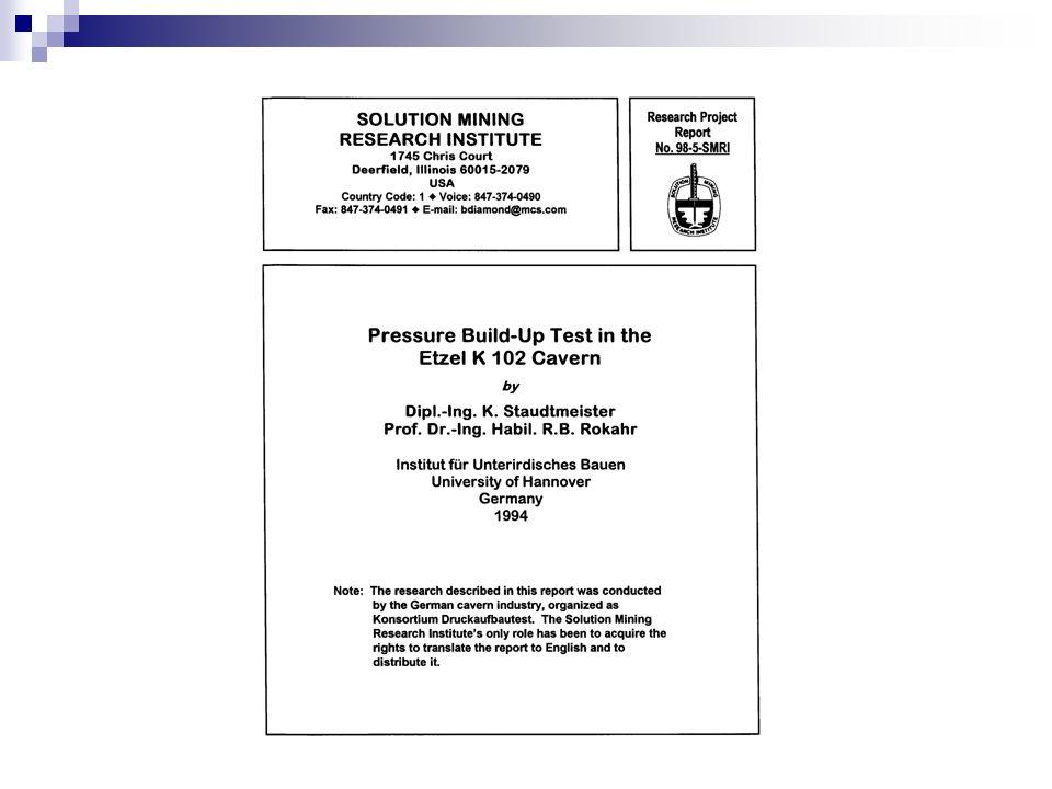 In diesem Bericht wird die Vorbereitung, die Durchführung und der vorzeitige Abbruch der Versuche sehr detailliert beschrieben.