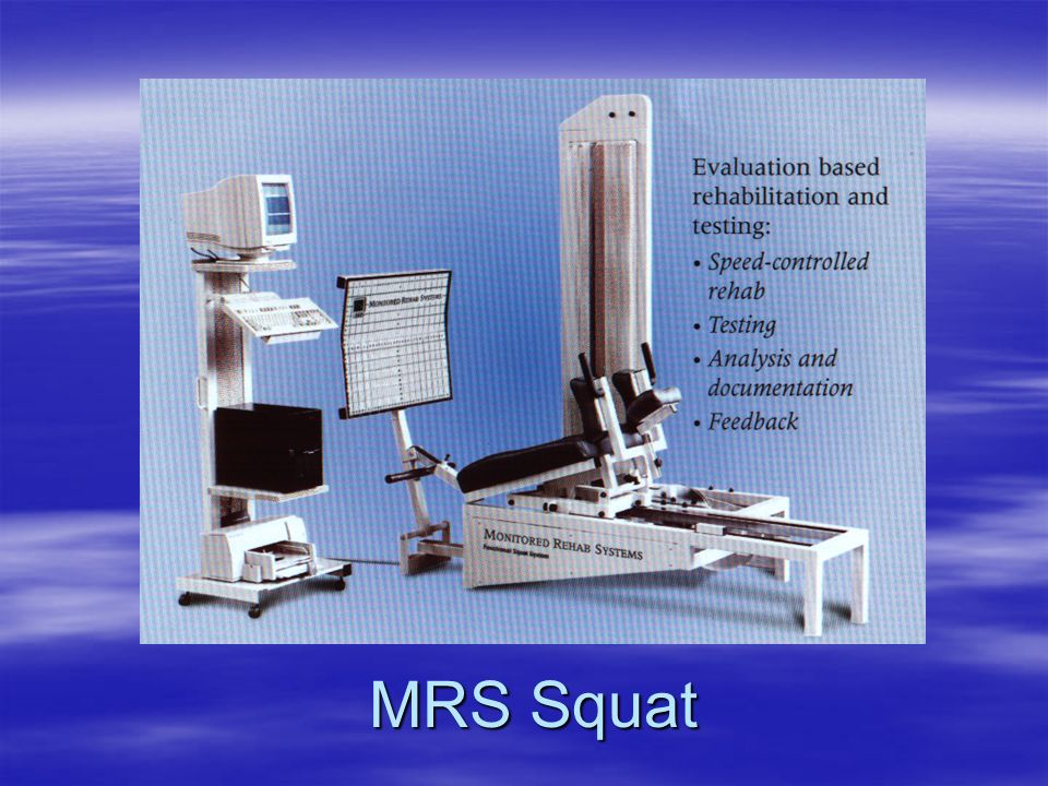 MRS Squat