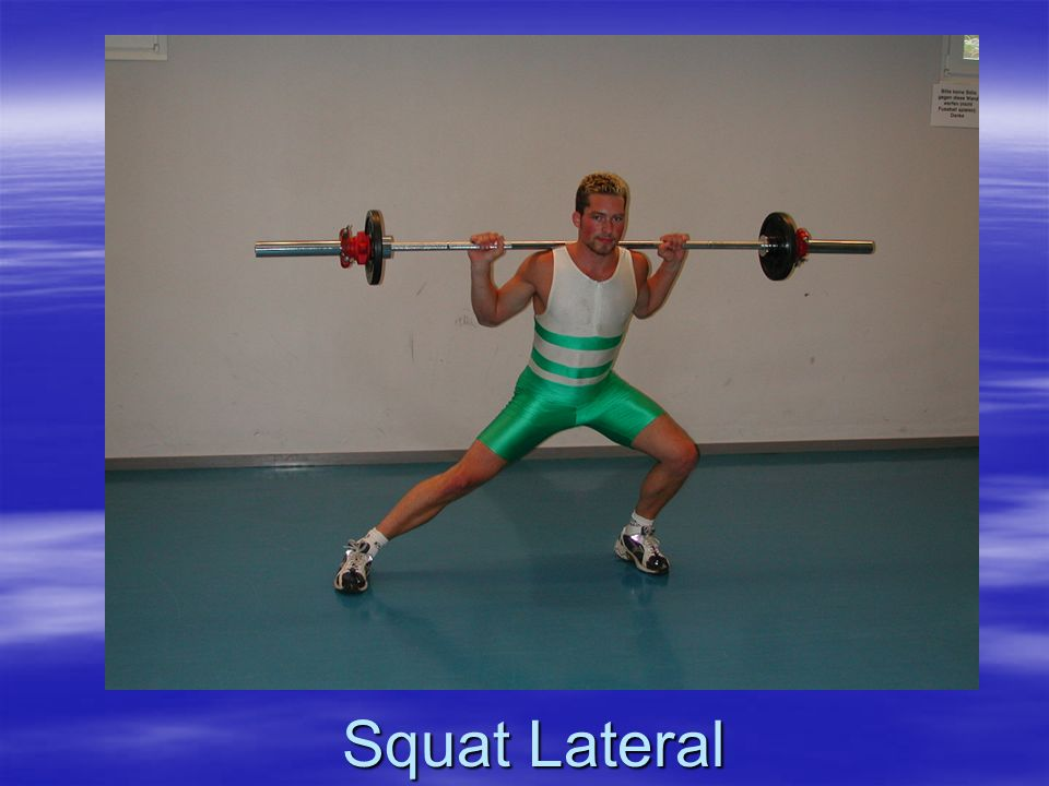 Squat Lateral