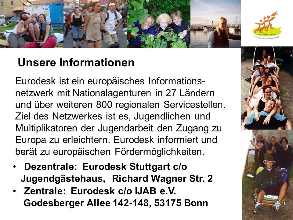 1 Info Büro im Jugendgästehaus Stuttgart Jürgen Baur
