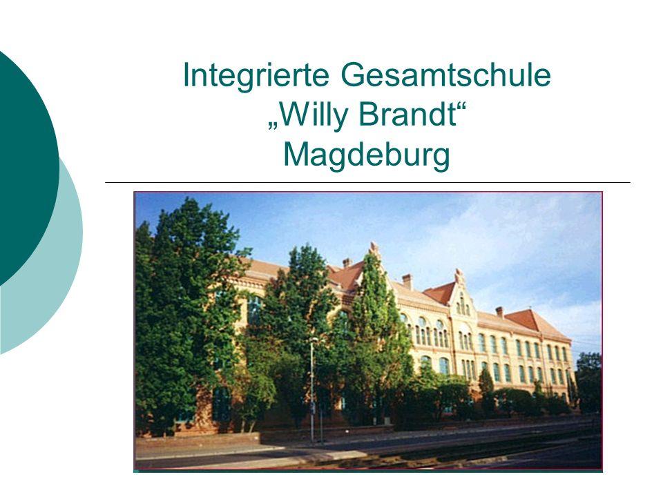 Integrierte Gesamtschule Willy Brandt Magdeburg