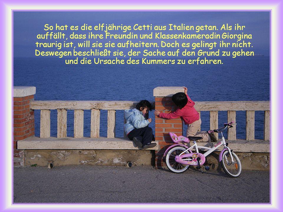 Vielleicht wird von uns niemals verlangt werden, auf diese Weise für die Schwestern und Brüder zu sterben. Sicher jedoch erwartet Gott von uns, dass w