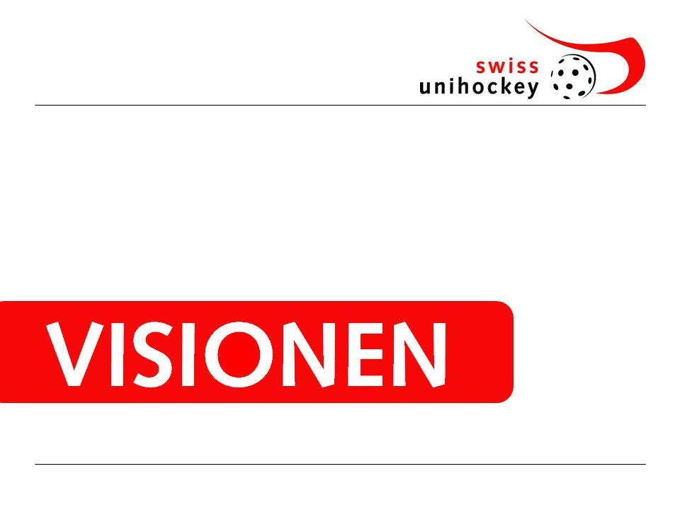 April 2009 Visionen 2 swiss unihockey ist einer der führenden Sportverbände in der Schweiz – konfessionell und politisch unabhängig und neutral.