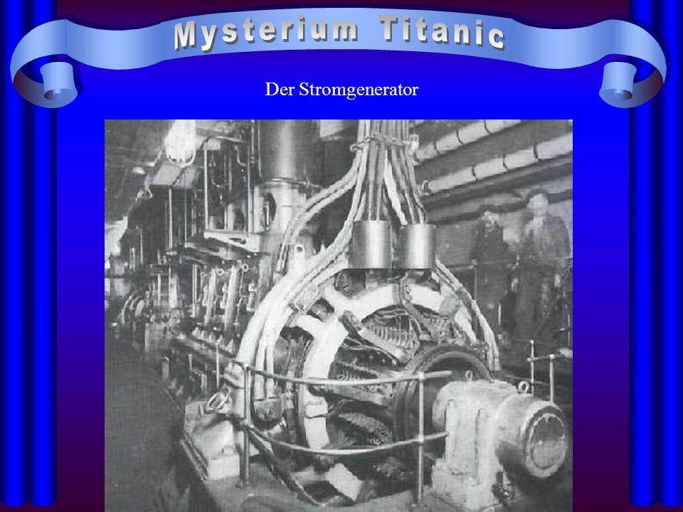 Der Stromgenerator
