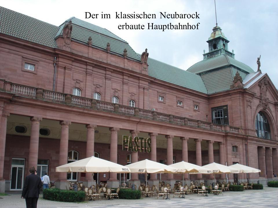 Ab Ludwigshafen mit Rheinland-Pfalz-Ticket über Mainz nach Wiesbaden