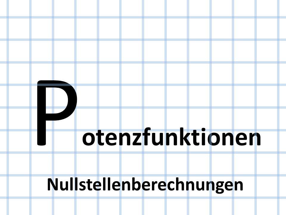 Funktion 2 ten Grades