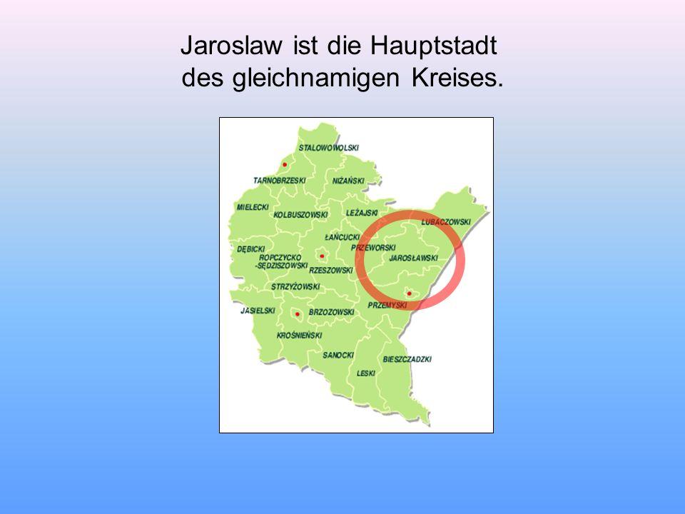 Wir laden Sie herzlich nach Jaroslaw ein! www.zsj.jaroslaw.pl www.jaroslaw.pl