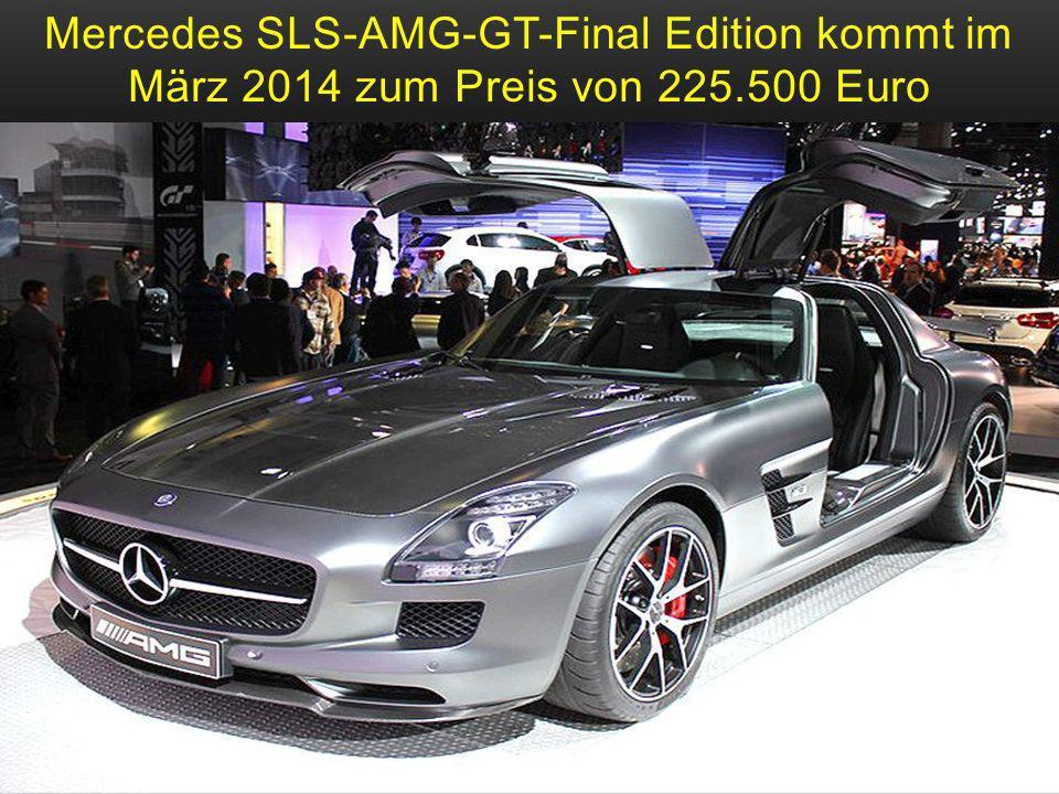 Mercedes AMG-Fision Gran Turismo mit 5 Flügeltüren und 585 PS