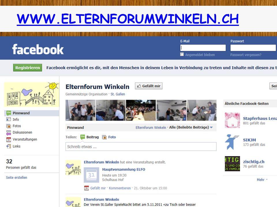 WWW.ELTERNFORUMWINKELN.CH