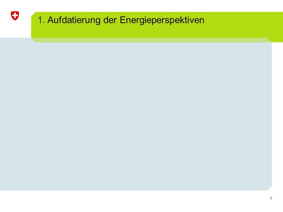 18 Angebot & Effizienzeinsparungen Quelle: Prognos 2011