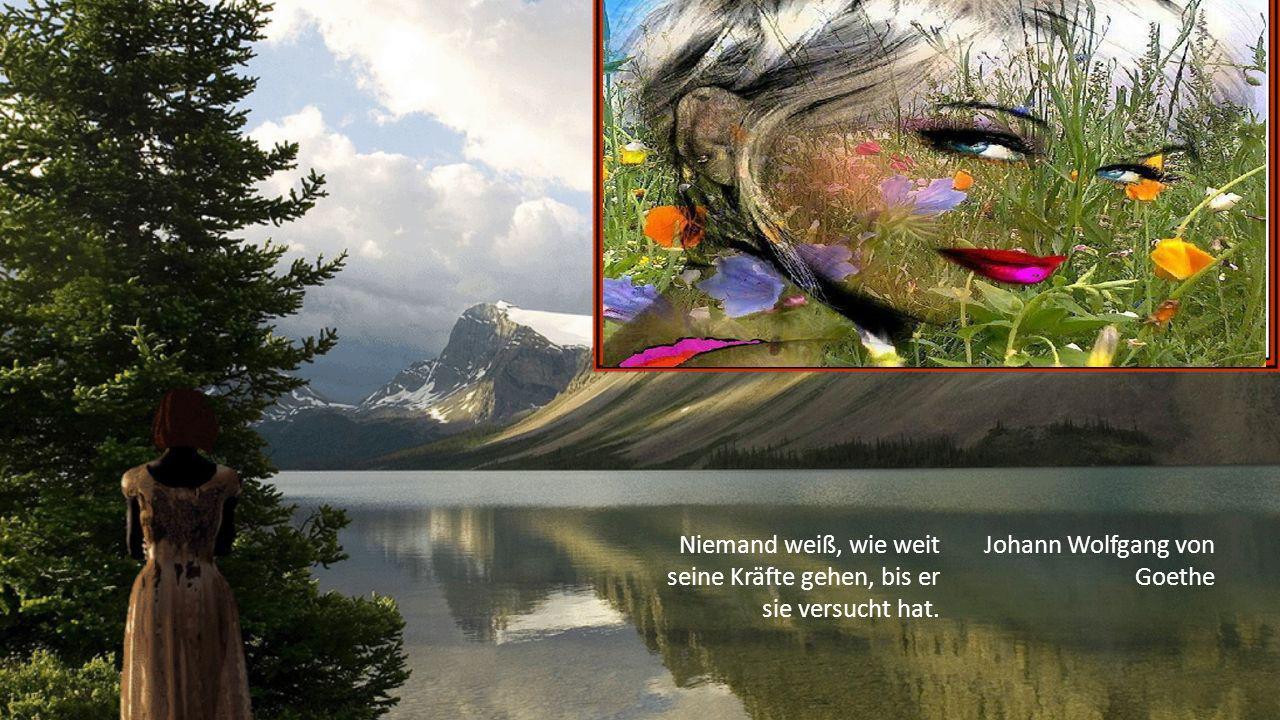 Dass ich existiere, ist die ständige Überraschung, die das Leben ausmacht. Rabindranath Tagore