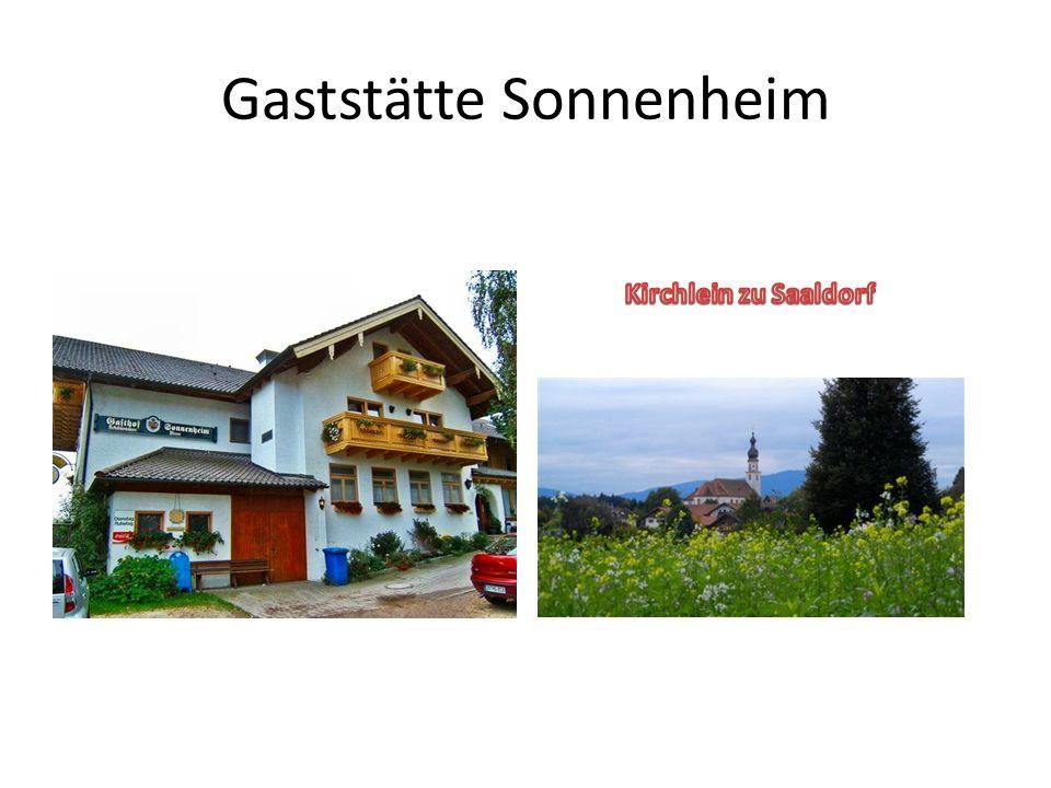 Gaststätte Sonnenheim
