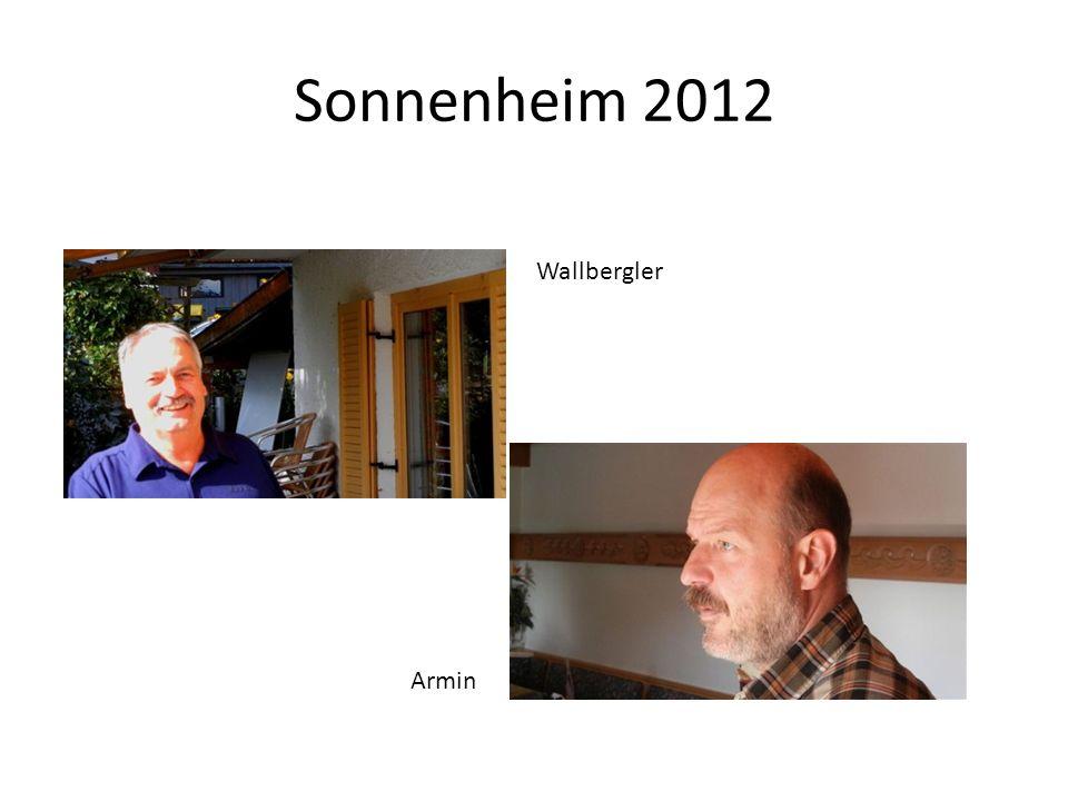 Sonnenheim 2012 Armin Wallbergler