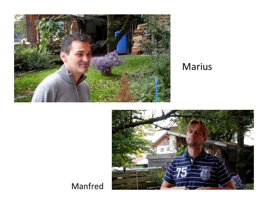 Marius Manfred