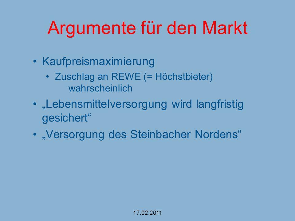 Was noch kommen kann: In Frankfurt sind seit 2006 zwar sieben Märkte eröffnet, aber auch fünf geschlossen worden.