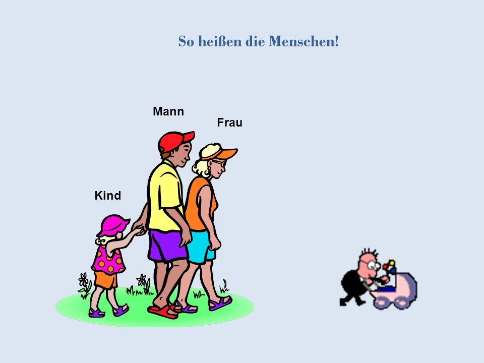 Familie–Smiley Heute wollen wir die Namen von Eltern und Kind verschiedener Tiere lernen!