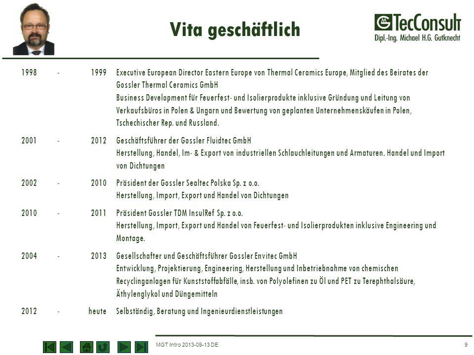MGT Intro 2013-09-13 DE Vita geschäftlich 9 1998-1999Executive European Director Eastern Europe von Thermal Ceramics Europe, Mitglied des Beirates der