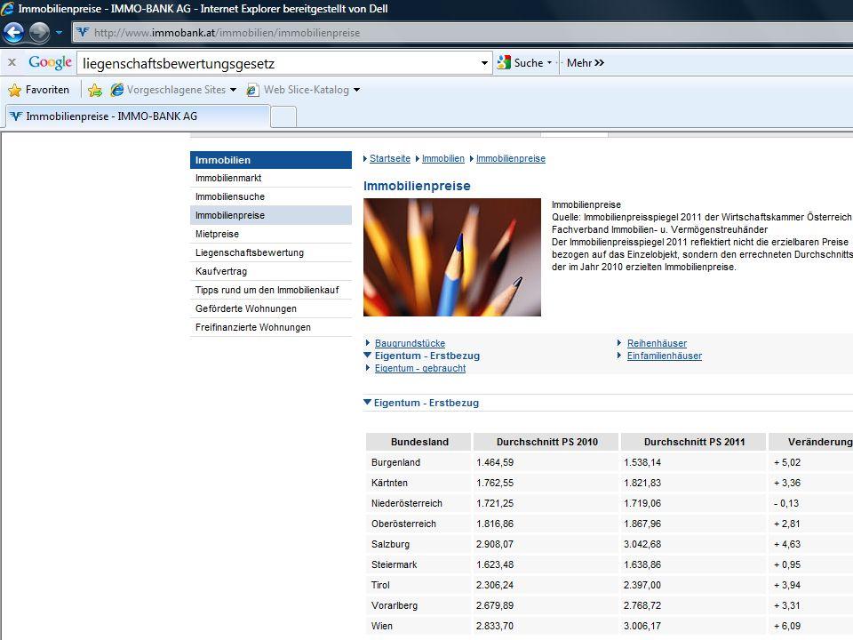 Professor Horst Cerjak, 19.12.2005 26 LV Bau- und Immobilienfinanzierung