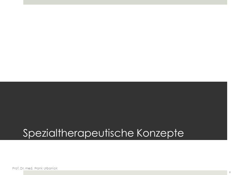 Prof. Dr. med. Frank Urbaniok Mögliche Schwierigkeiten 27