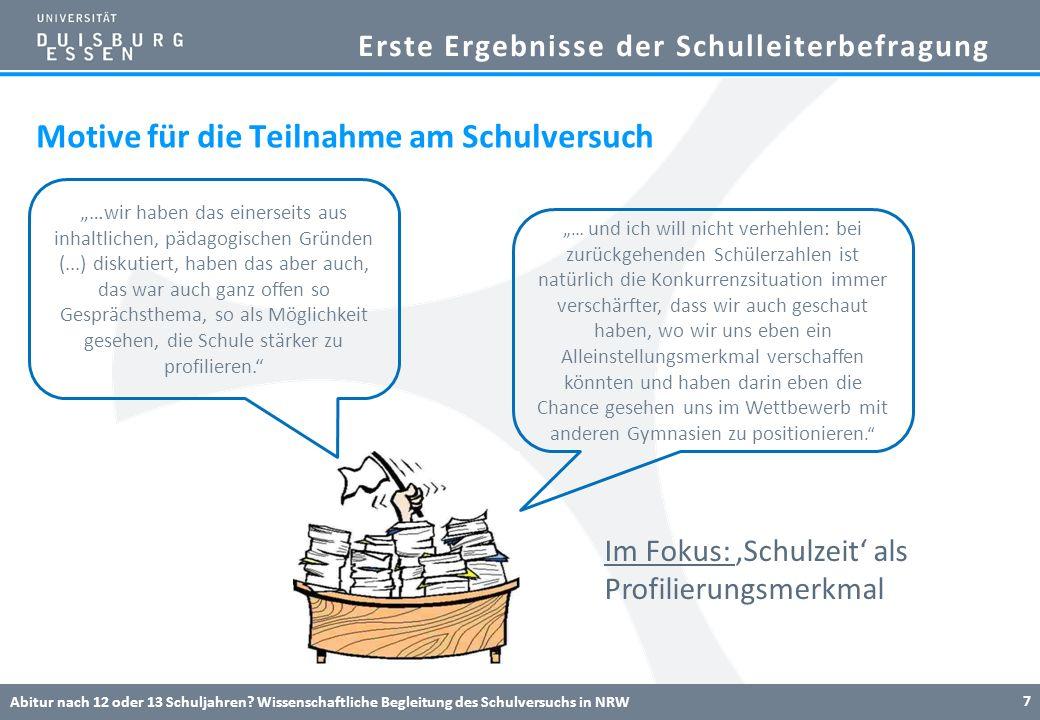 Hintergrund Konkurrenz- und Wettbewerbsorientierung der Einzelschule (vgl.