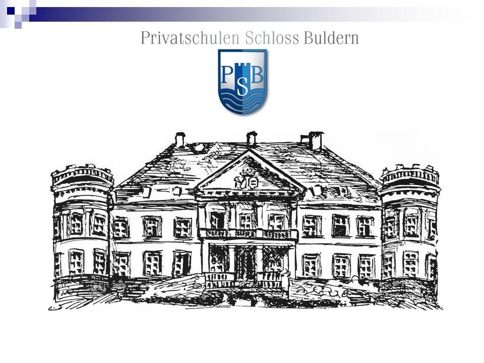 .Privatschulen Schloss Buldern