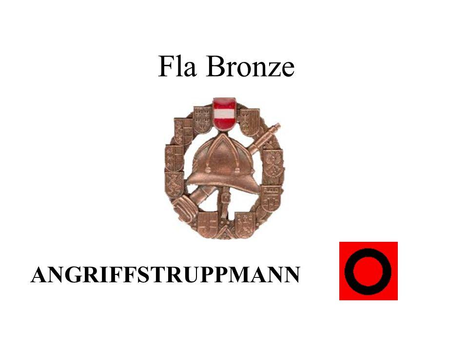 Fla Bronze ANGRIFFSTRUPPMANN