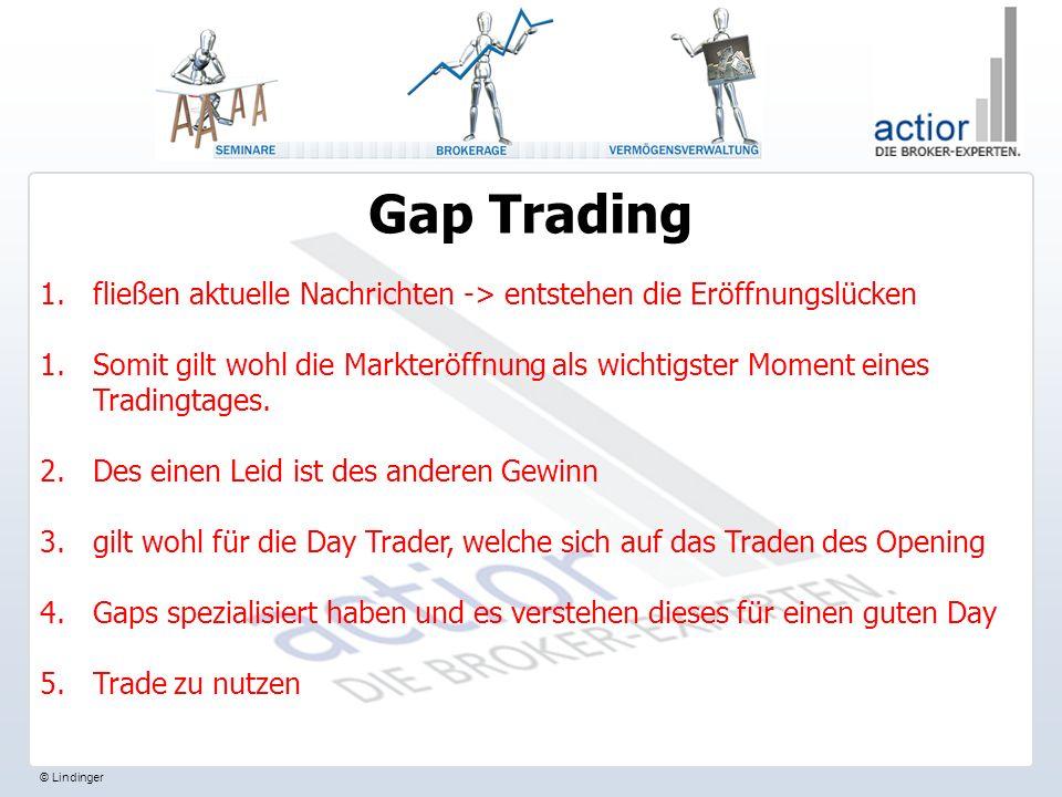 © Lindinger / 27 Unterstützt sie beim handeln Erarbeitet eine passende Strategie Kontrolliert Sie Der Tradingpartner
