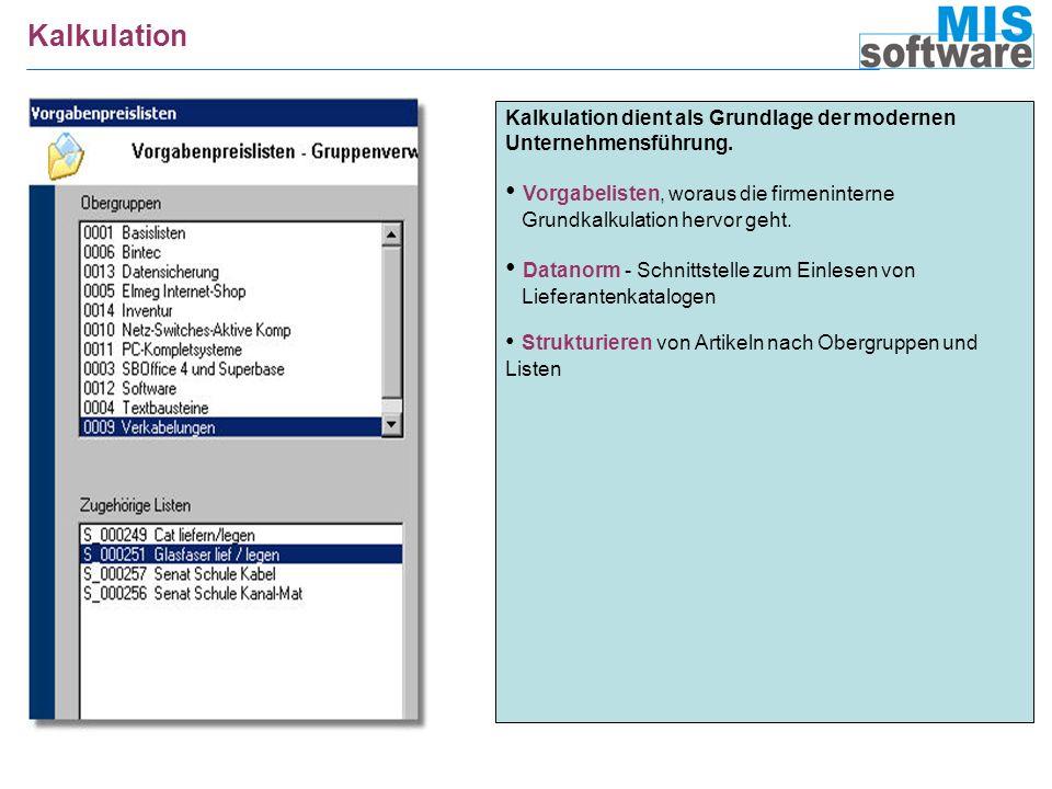 Buchhaltung - Datevschnittstelle Datevausgabeschnittstelle zur Verwendung als Austauschformat zwischen SBOffice und Datev, z.B.