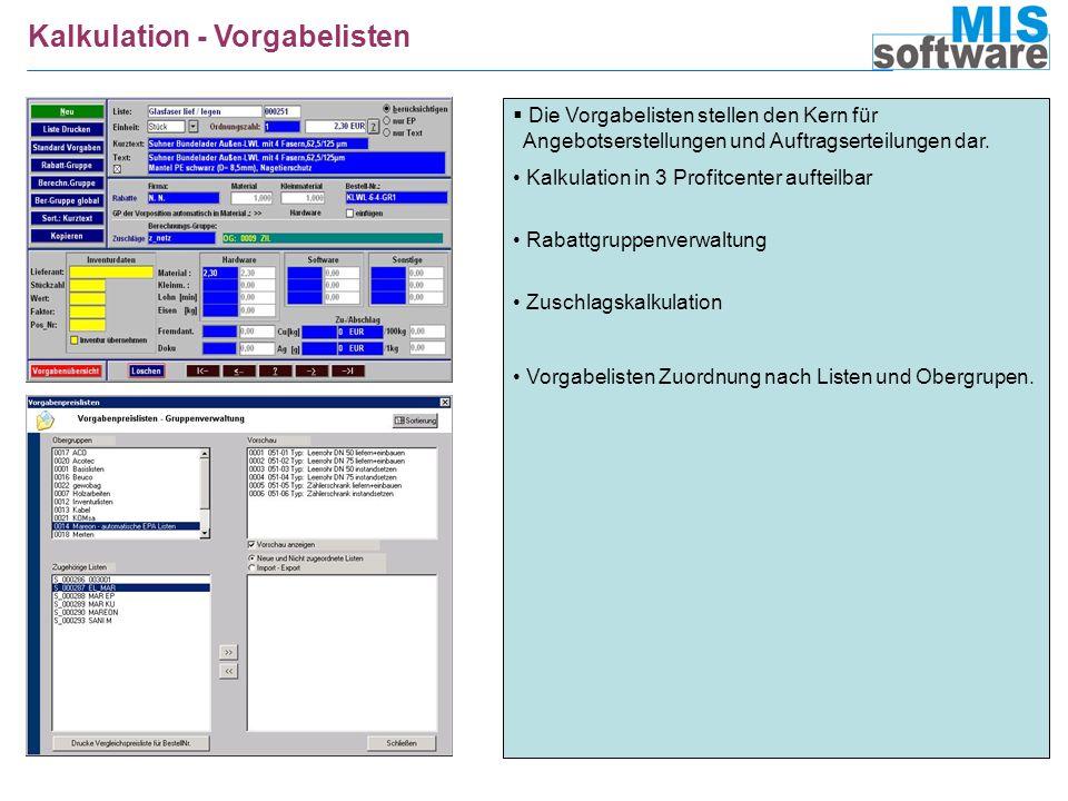 Kalkulation - Datanorm Datanormschnittstelle stellt die Verbindung von Daten zwischen Ihrem Lieferanten und SBOffice dar.