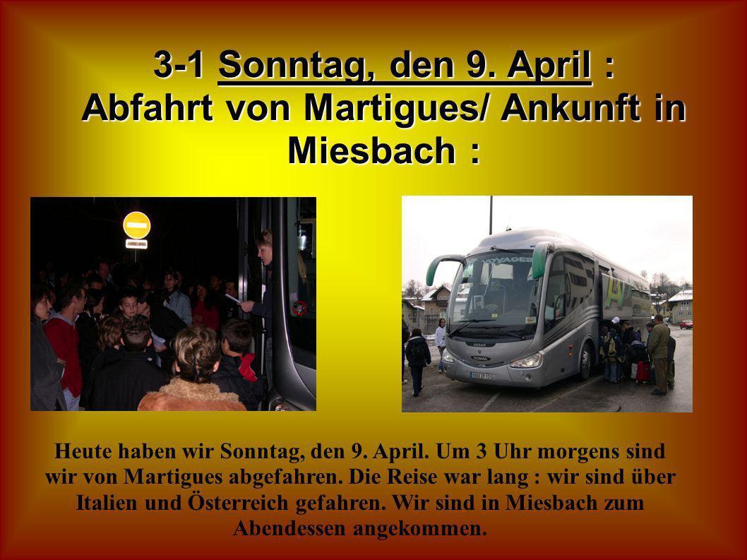 Mein Tagebuch: Sonntag, den 9. April Montag, den 10. April Dienstag, den 11. April Mittwoch, den 12. April Donnerstag, den 13. April Freitag, den 14.