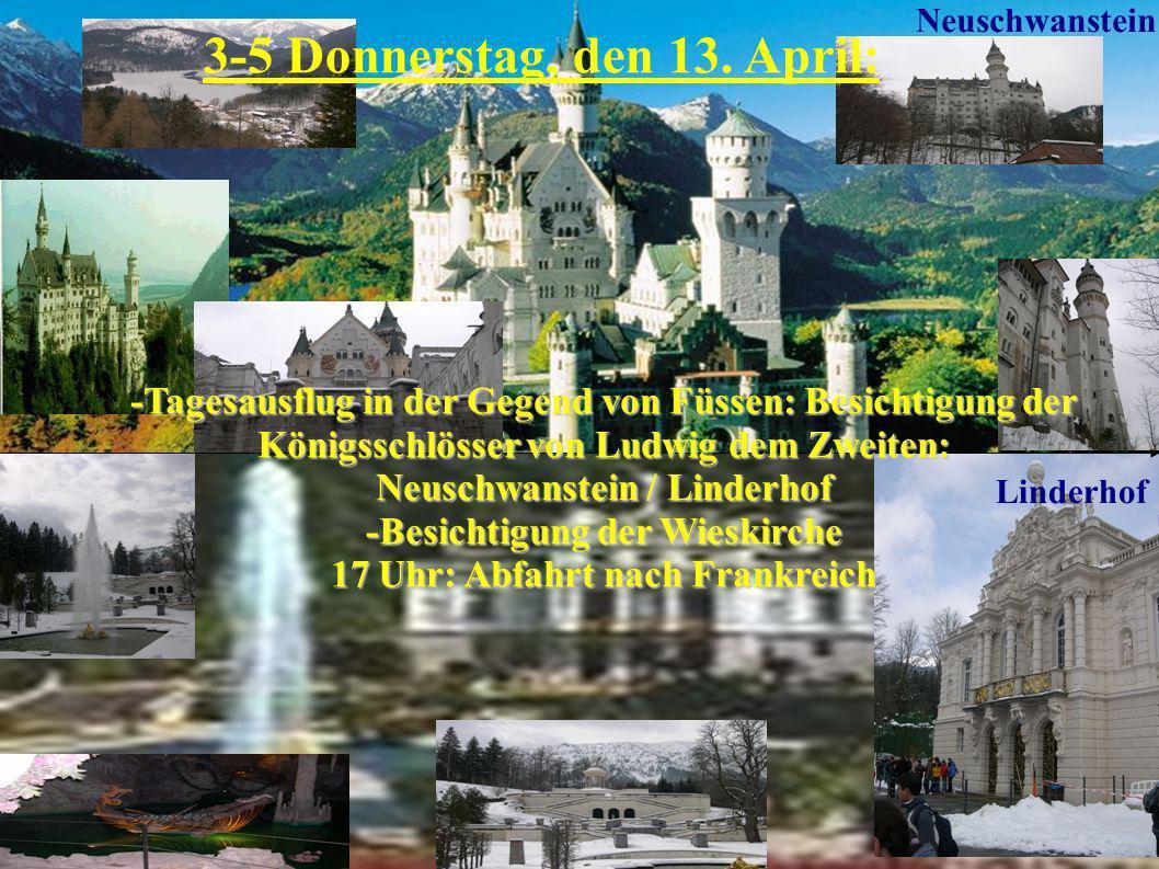 Wolfgang Amadeus Mozart (1756-1791) In Salzburg haben wir Mozarts Geburtshaus besichtigt...