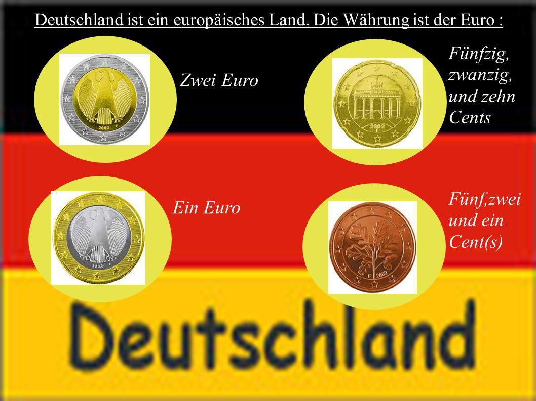1 Präsentation Deutschlands1 Präsentation Deutschlands1 Präsentation Deutschlands1 Präsentation Deutschlands. Deutschland ist ein großes Land mit 82 M