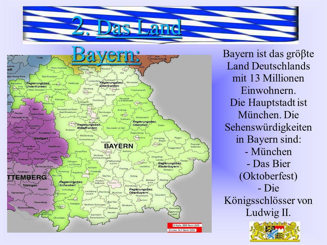 Deutschland ist ein europäisches Land.