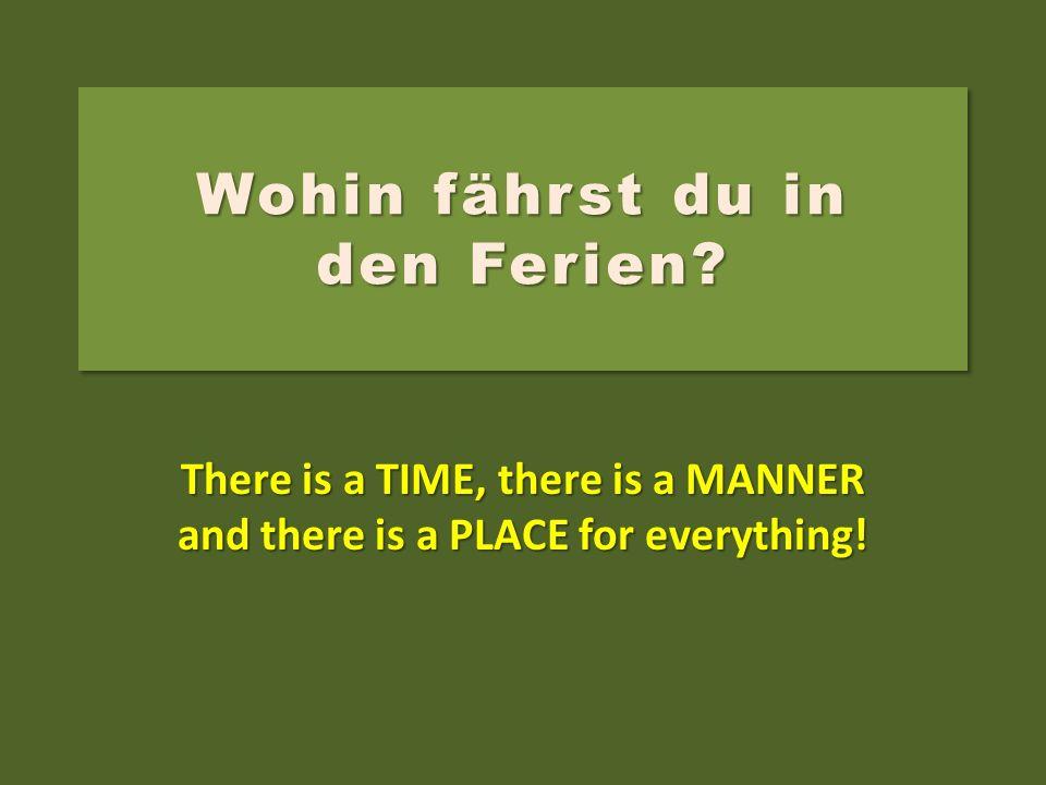 1.bin /gegangen/ in die Schule/ ich/ um 8 Uhr/ zu Fuß 2.wir /gestern /mit dem Bus /nach Merry Hill/ sind/ gefahren 3.nach Deutschland/ er/ ist/ geflogen/ mit dem Flugzeug/ im Sommer 4.in Österreich/ wir /sind /skigefahren/ im Winter /mit der Schule 5.Gefahren/ mit Freunden /wir/ zum Park/ sind/ mit dem Rad/ am Montag